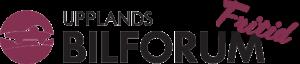 Upplands Bilforum Fritid logotyp